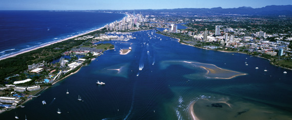 Gold Coast Canals & Waterways