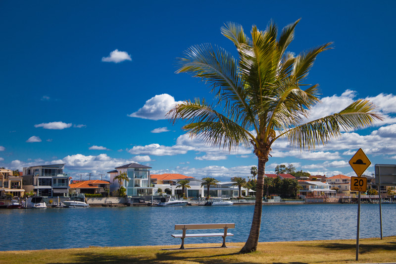 Gold Coast Canal at Budds Beach