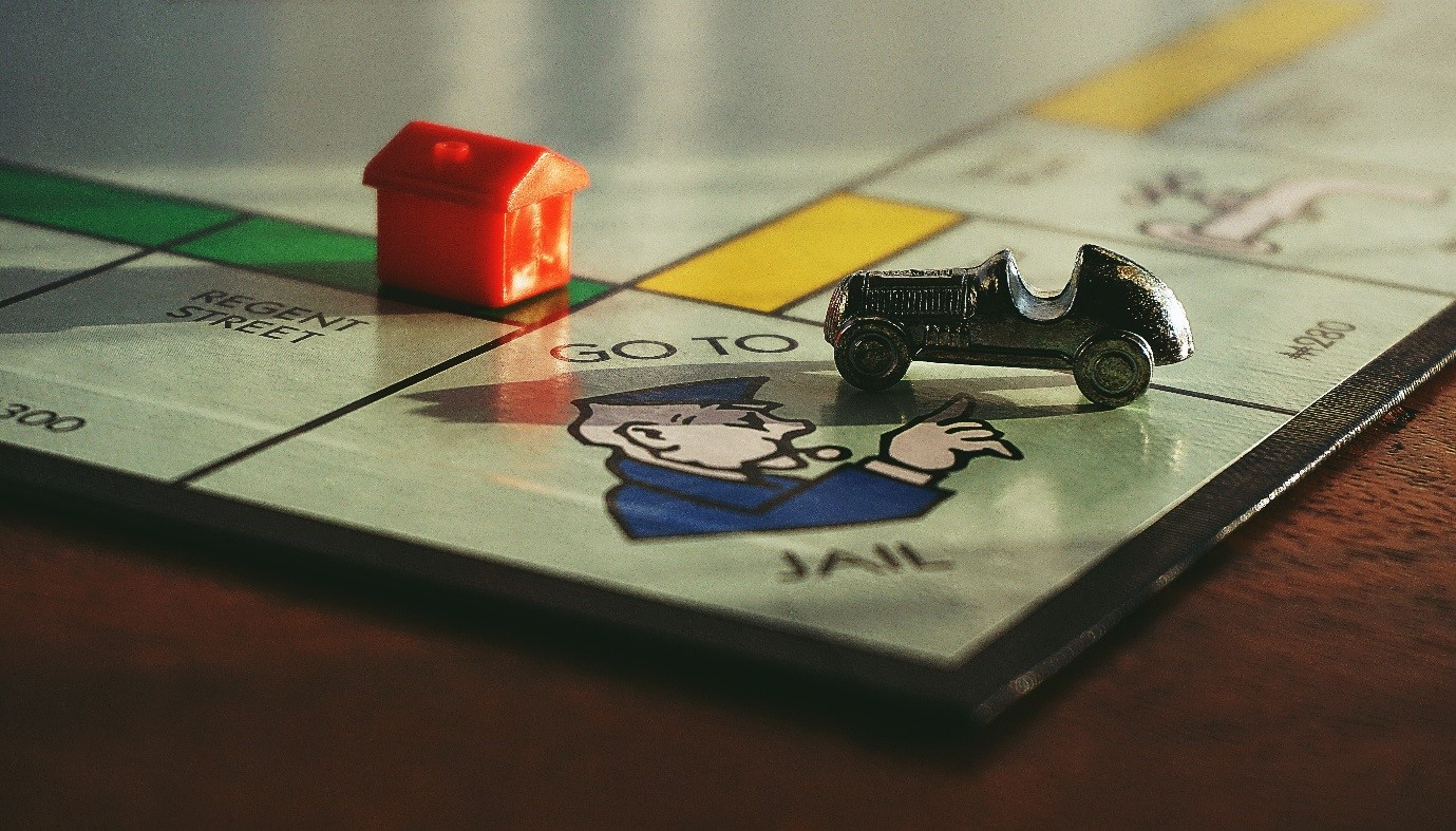 Monopoly Game Go To Jail