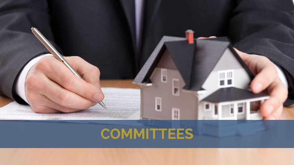 1. Body Corporate Standard Module Regulation Changes – Committees